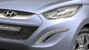 Korea-SUVen Hyundai ix35