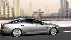 Jaguar XJ snart klar for Norge