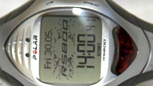 Pulsklokke med GPS