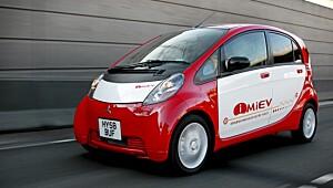 2011 - Mitsubishi i-MiEV