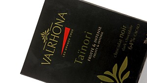 Valrhona Taïnori chocolate noir 64 prosent