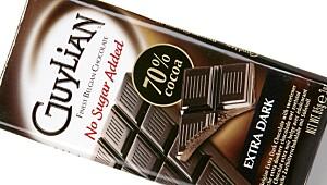 Guylian Belgian Chocolate Extra Dark 70 prosent