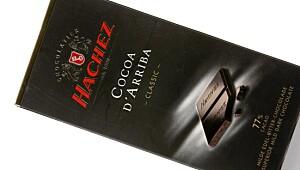 Hachez Cocoa d' Arriba 77 prosent