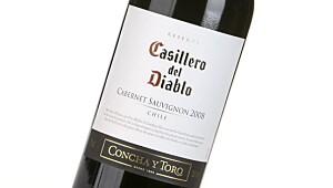 Casillero del Diablo Cabernet Sauvignon 2008