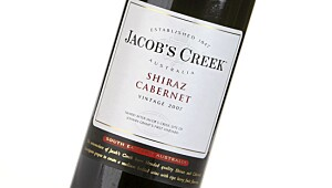 Jacob's Creek Shiraz Cabernet 2007