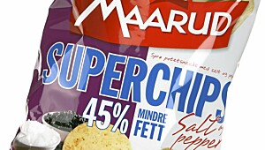 Maarud Superchips salt & pepper