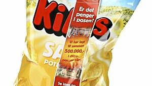 Kims Salt potetchips