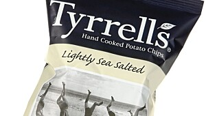 Tyrrels Lightly sea salted