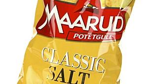Maarud potetgull Classic Salt