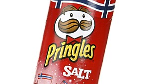 Pringles Salt