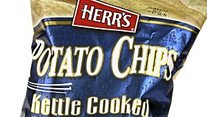 Herr's Natural Kettle Chips