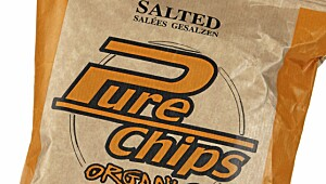 Pure Chips Organic Traditional