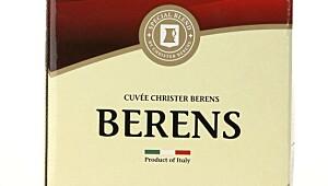 Cuvée Christer Berens M d'a