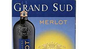 Grand Sud Merlot 2008