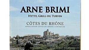Arne Brimis Hytte, Grill & Turvin