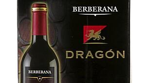 Berberana Dragón Tempranillo 2006/2007