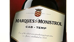 Marques de Monistrol Cab-Temp