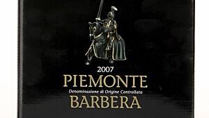 Conte Ricci Barbera 2007