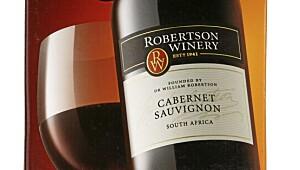 Robertson Cabernet Sauvignon 2009