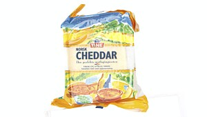 Tine norsk cheddar