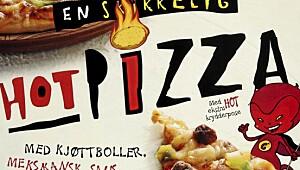 En skikkelig hot pizza