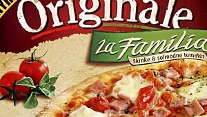 Originale La Familia Skinke & solmodne tomater