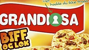 Grandiosa Biff og Løk
