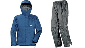Outdoor Research Rampart jacket og Pants
