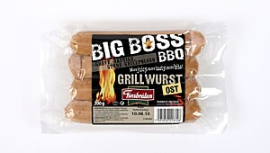 Big Boss BBQ Grillwurst Ost