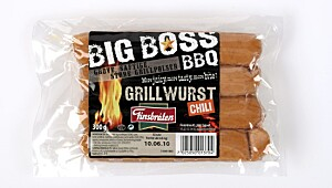 Big Boss BBQ Grillwurst Chili