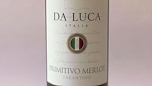 Da Luca Primitivo Merlot 2008