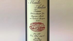 Monte Antico 2004/2006