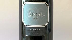 Riscal 1860 Tempranillo 2007