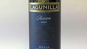 Lagunilla Reserva 2005