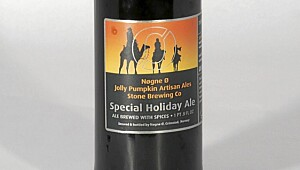 Special Holiday Ale