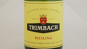 Trimbach Riesling 2009