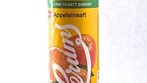 Lerum Apelsinsaft UTS