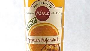 Nora Appelsin Pasjonsfrukt