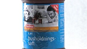 Husholdningssaft First Price