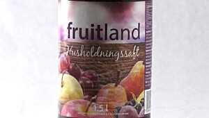 Fruitland Husholdningssaft