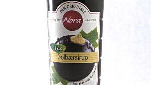Nora Solbærsirup