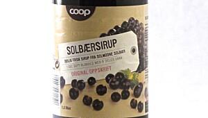 Solbærsirup Coop