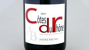 CDR Côtes du Rhône 2011