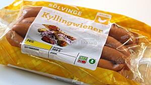 Solvinge Kyllingwiener
