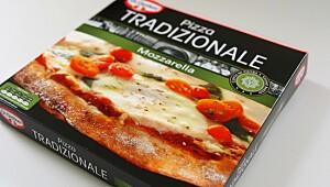 Pizza Tradizionale Mozarella
