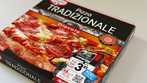 Pizza Tradizionale Diavola