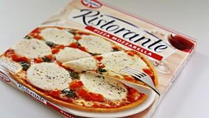 Ristorante Pizza Mozarella