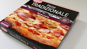 Pizza Tradizionale Speziale