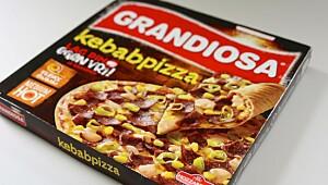 Grandiosa Kebab