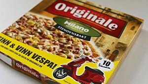 Originale Milano Kjøttdeig og Chilli